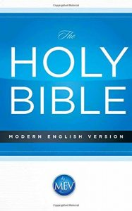 Looking for a Modern Bible Translation? Try the Modern